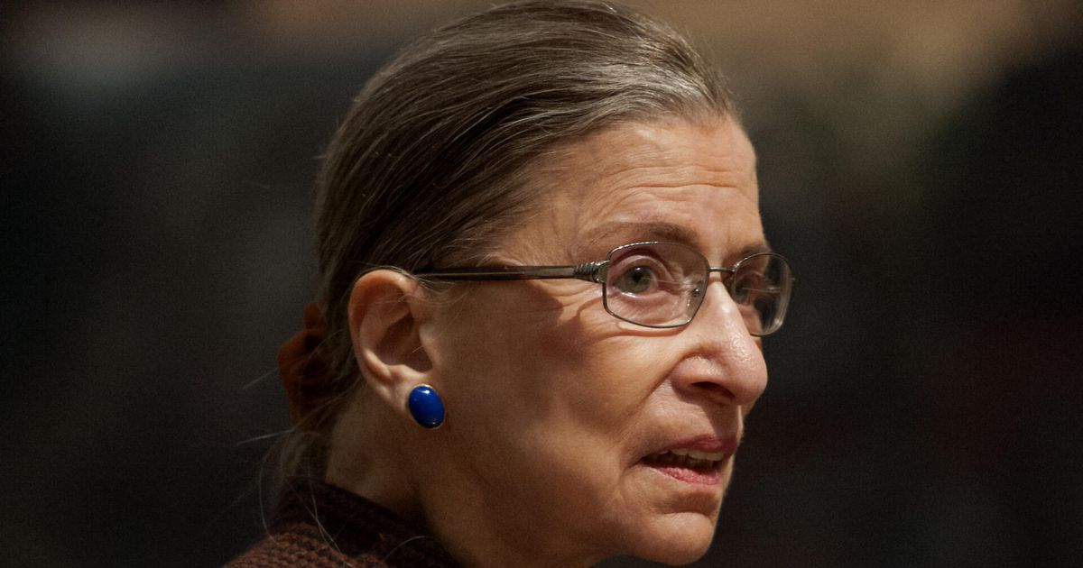 Supreme Court Justice Ruth Bader Ginsburg dead at 87 - CNET