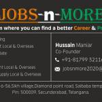 JOBS-n-MORE profile picture