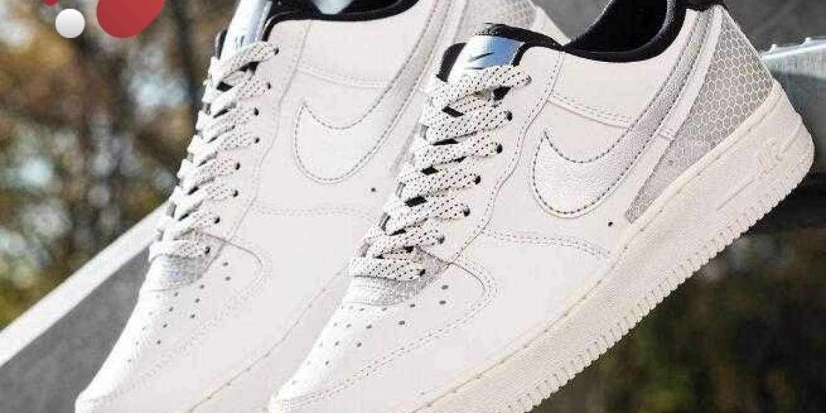 Will You Add the new 3M x Nike Air Force 1'07 to your Collections ?