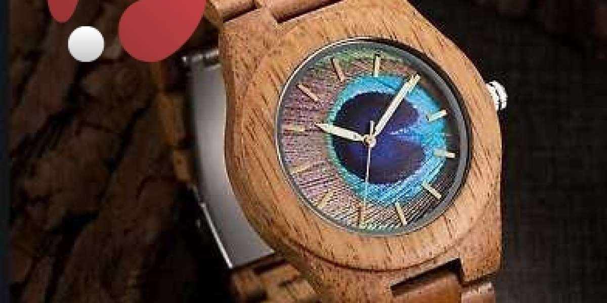 High-end wooden watches