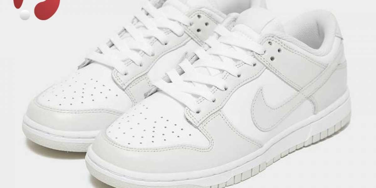 """Nike Dunk Low WMNS """"Photon Dust"""" DD1503-103 will be officially released this spring"""