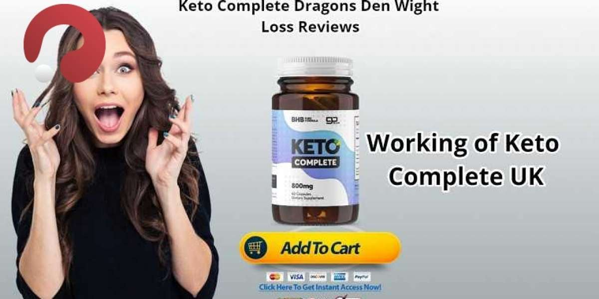 What Is Keto Complete and How It Works?
