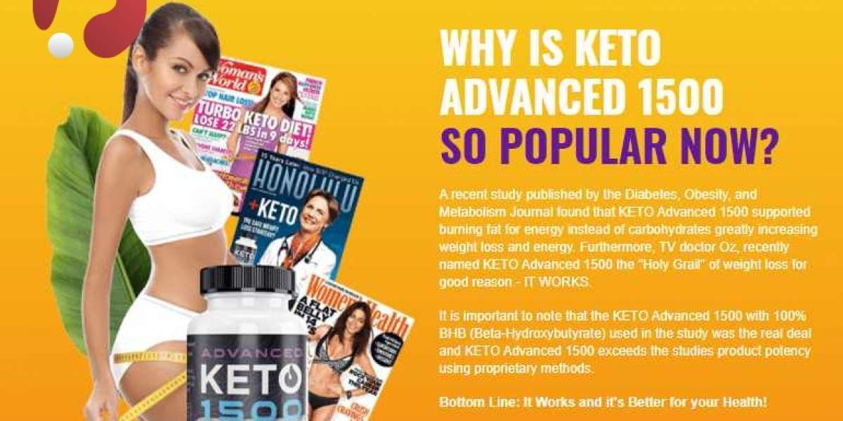 Keto Advanced 1500 Canada – Natural And Exceptional Ketogenic Diet Plan!!