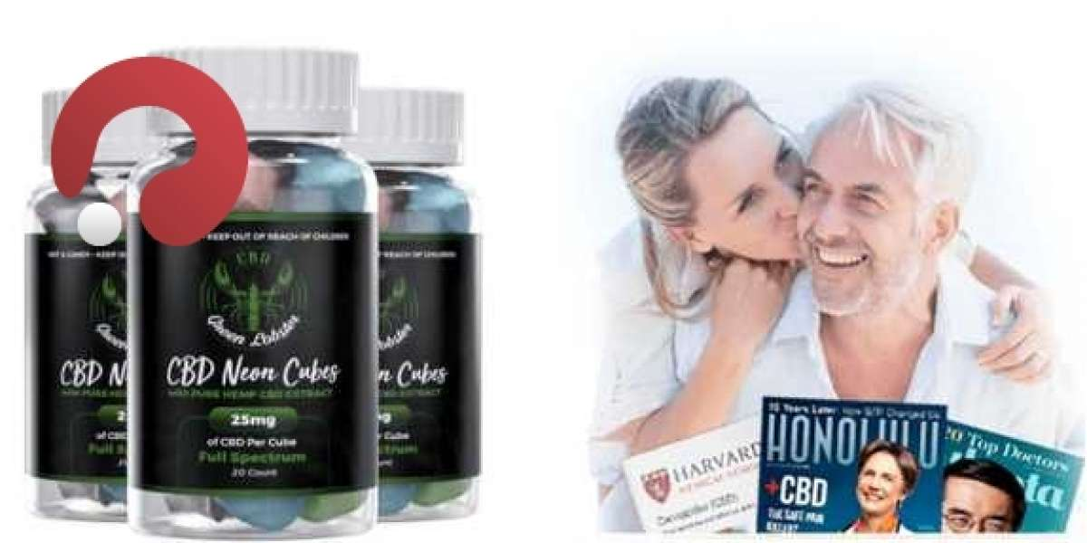 Green Lobster CBD Gummies : Relief Anxiety, Price & Buy!