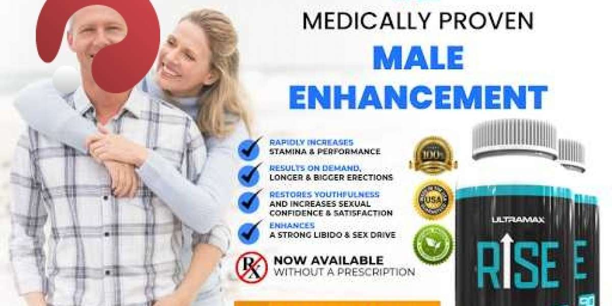Ultramax Rise Male Enhancement Pills Reviews: Benefits, Side-Effects, Cost & Buy