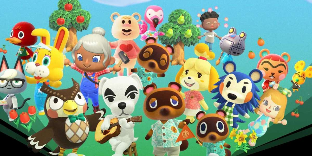 Content turns into available for Animal Crossing New Horizons