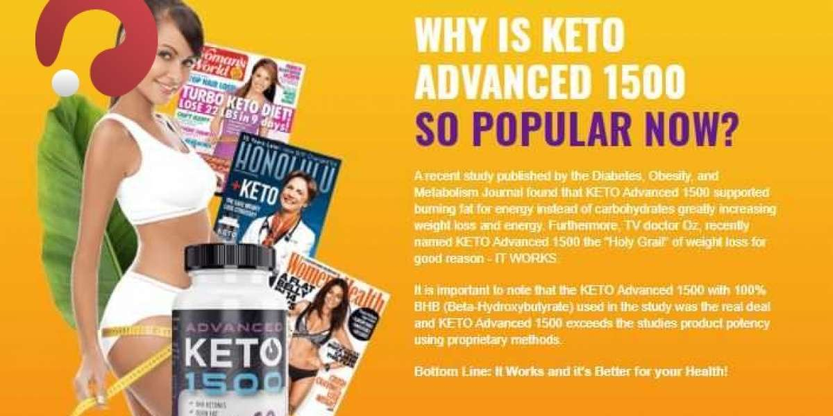 What is Keto Advanced 1500 Canada?